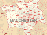 100% GPS tracked Leaflet distribution in Manchester all areas and postcodes covered
